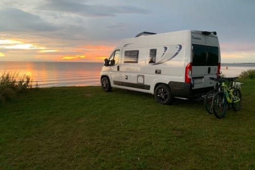 Hire a motorhome in Dortmund from private owners  Chausson Erna