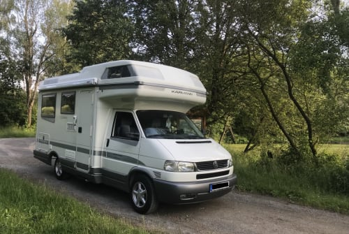 Hire a motorhome in Oberthulba from private owners| VW Colli