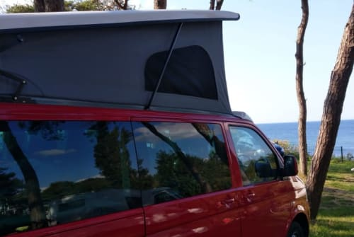 Hire a motorhome in Stelle from private owners| VW Airloko
