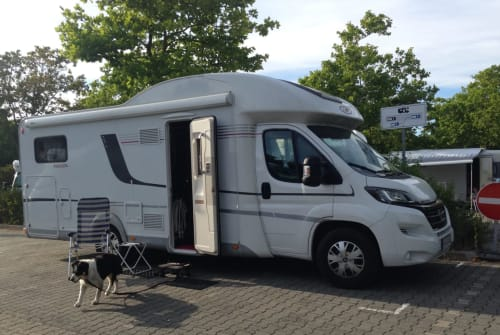 Hire a motorhome in Bernau am Chiemsee from private owners| LMC LMC