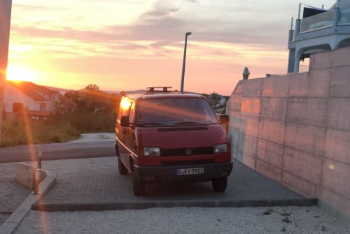 Hire a motorhome in Berlin from private owners  VW  6pack