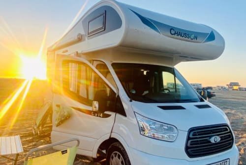 Hire a motorhome in Berlin from private owners| Chausson Chausson C514