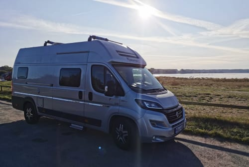 Hire a motorhome in Rerik from private owners| Dreamer Mogli