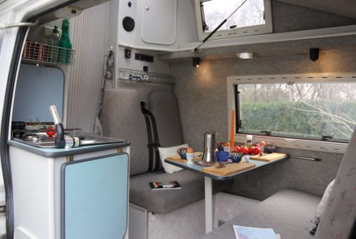 Hire a motorhome in Wanfried from private owners| Fiat Ilvy Allrad