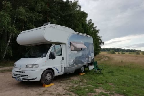 Hire a motorhome in Freiburg im Breisgau from private owners| Fiat Ducato Eiger-Nord