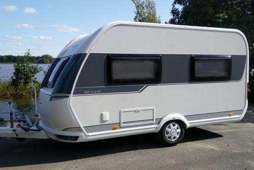 Hire a motorhome in Doberlug-Kirchhain from private owners  Hobby Hobby 1