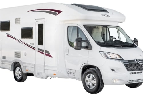 Hire a motorhome in Büchel from private owners| PLA Rocky