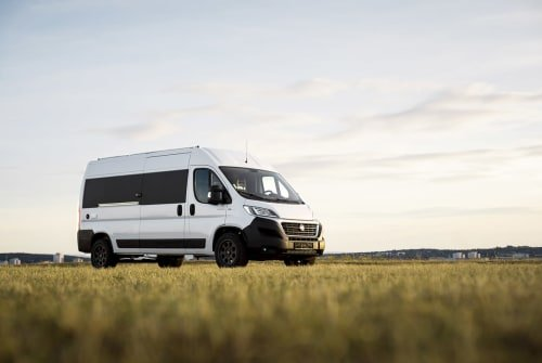 Hire a motorhome in Künzelsau from private owners| Fiat Ducato THE DUKE