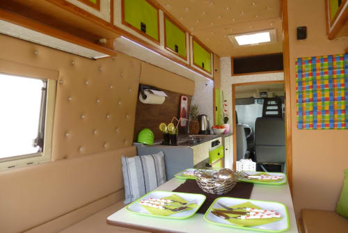 Hire a motorhome in Radolfzell am Bodensee from private owners| Iveco Finn