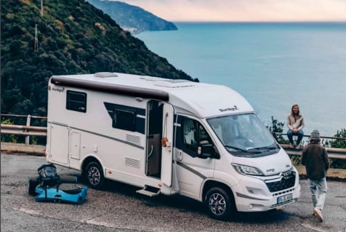 Hire a motorhome in Erfurt from private owners  Sunlight *JUPITER*