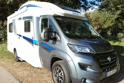 Hire a motorhome in Schrobenhausen from private owners  Knaus Sunny