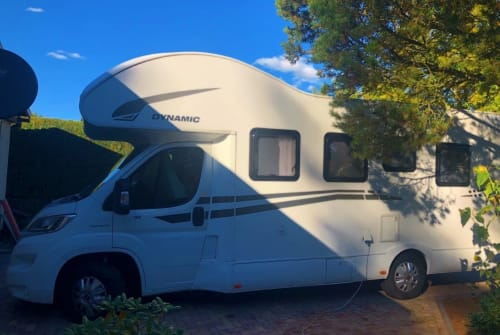 Hire a motorhome in Cottbus from private owners| Fiat  Moby-Dick