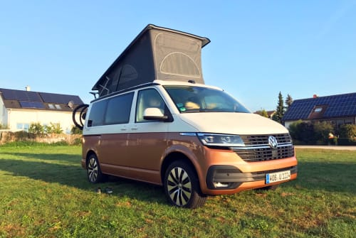 Hire a motorhome in Wolfsburg from private owners  VW Cali Constantin