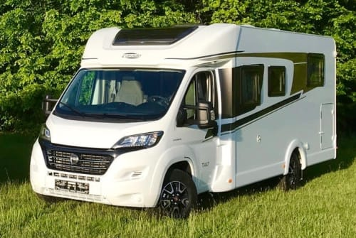 Hire a motorhome in Oberthulba from private owners| Carado Fiat Ducato Carado T 447