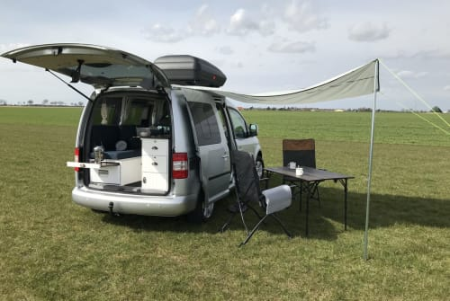 Hire a motorhome in Nörvenich from private owners| VW  Nemo