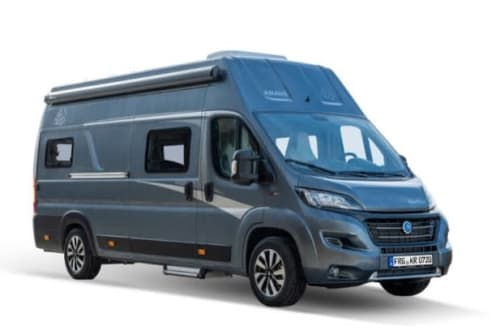 Hire a motorhome in Frittlingen from private owners| Knaus Boxlife black