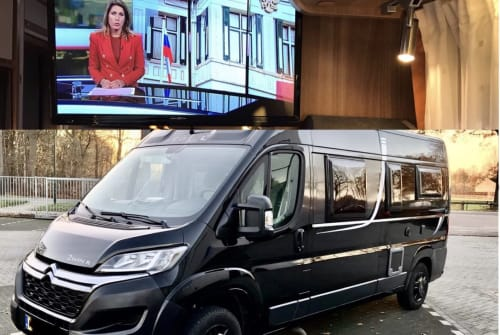 Hire a motorhome in Tilburg from private owners| Possl XXXL kijk zelf!