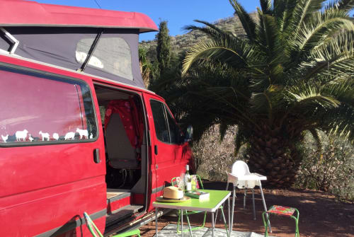 Hire a motorhome in Málaga from private owners| Ford Ted (S)
