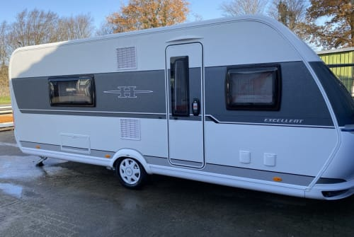 Hire a motorhome in Heide from private owners| Hobby Hobby 560 WFU