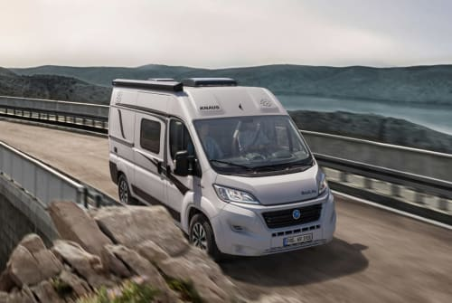 Hire a motorhome in Saldenburg from private owners| Knaus Boxlife 600 MQ