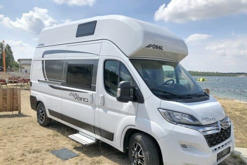 Hire a motorhome in Bötersen from private owners| Pössl 2WIN Vario XL