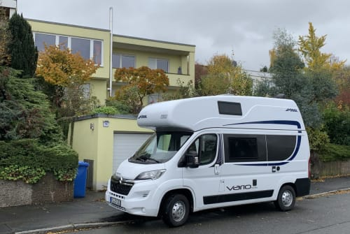 Hire a motorhome in Göttingen from private owners| Pössl Pauli