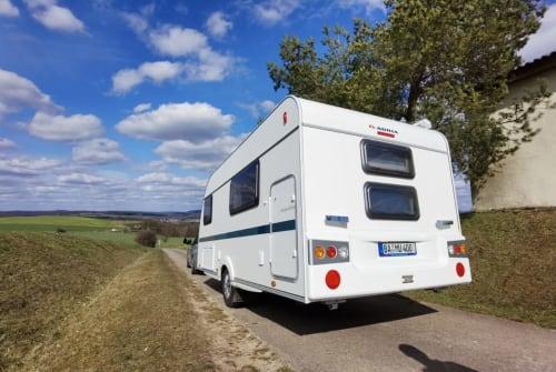 Hire a motorhome in Burgebrach from private owners| Adria Adriana