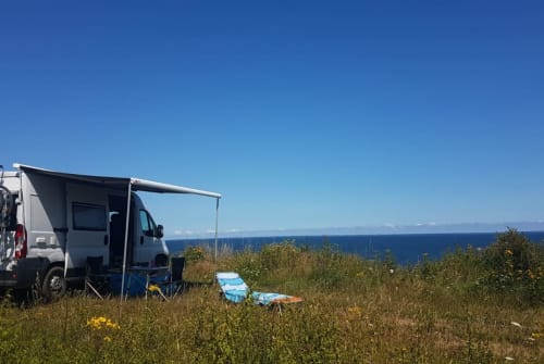 Hire a motorhome in Büdelsdorf from private owners| Fiat Ducati