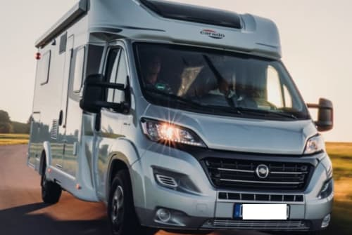 Hire a motorhome in Neumarkt in der Oberpfalz from private owners| Carado Cleverplus