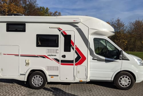Hire a motorhome in Bad Salzuflen from private owners  Ford  Challenger