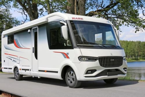 Hire a motorhome in Zetel from private owners| Kabe Der Schwede