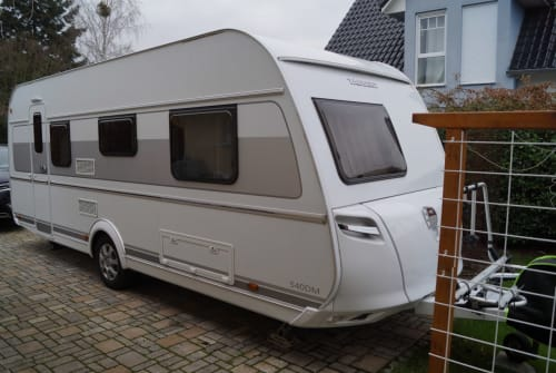 Hire a motorhome in Teltow from private owners| Tabbert Günther