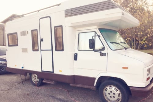 Hire a motorhome in Kienberg from private owners| Fiat Ducato Alte Liebe