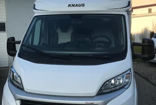 Hire a motorhome in Sommerhausen from private owners| Knaus VANSATION 550