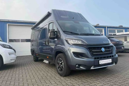 Hire a motorhome in Schafflund from private owners| Knaus  Knausi