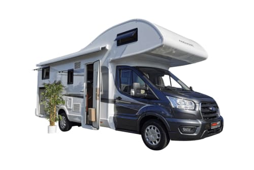 Hire a motorhome in Niederwiesa from private owners| NOBEL ART Ford Transit A7000 NB 10