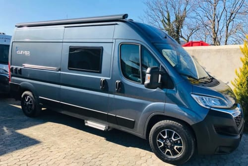 Hire a motorhome in Pfaffenhofen an der Glonn from private owners  Clever Clever Max
