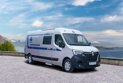 Hire a motorhome in Gera from private owners| Ahorn VAN 620