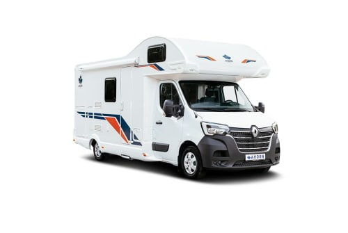 Hire a motorhome in Gera from private owners| Ahorn ECO 680/1