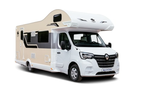 Hire a motorhome in Gera from private owners| Ahorn Canada AS