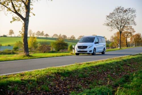 Hire a motorhome in Dresden from private owners  Mercedes Benz  NOVA-Camper