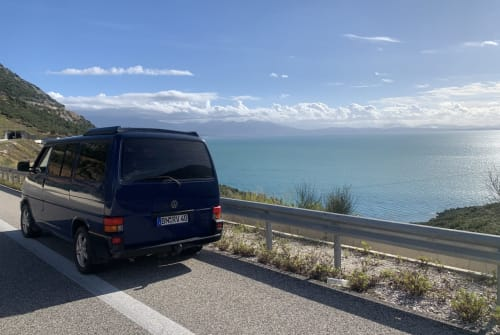 Hire a motorhome in Spata from private owners| Volkswagen T4 Achilleus