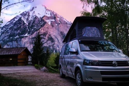 Hire a motorhome in Gratwein-Straßengel from private owners| VW  Freeda