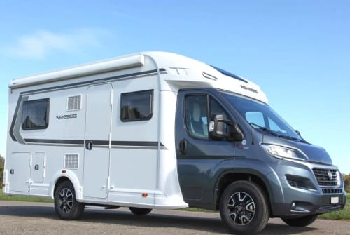 Hire a motorhome in Berlin from private owners| Weinsberg CaraOne Bj.2021