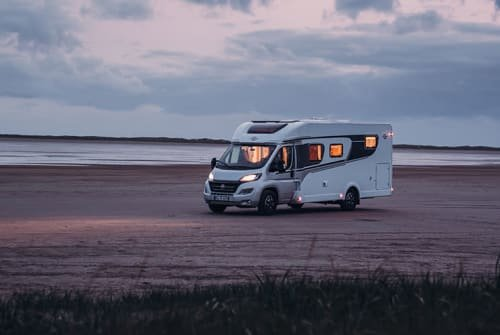 Hire a motorhome in Heidelberg from private owners  Carado Gandalf