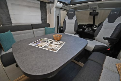 Hire a motorhome in Erfurt from private owners  Challenger Dreamliner