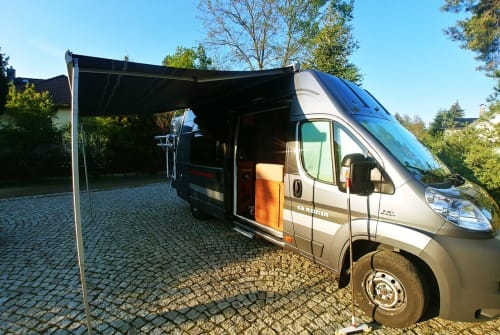 Hire a motorhome in Moritzburg from private owners  Adria Captains Hood