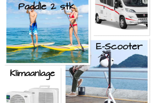 Hire a motorhome in Luckau from private owners  Fiat Ducato  Wohnmobil T67