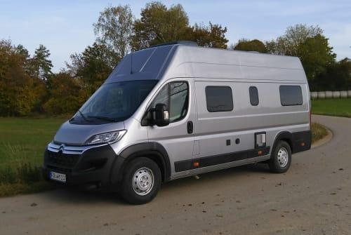 Hire a motorhome in Friedberg from private owners  Globecar / Pössl Grisu