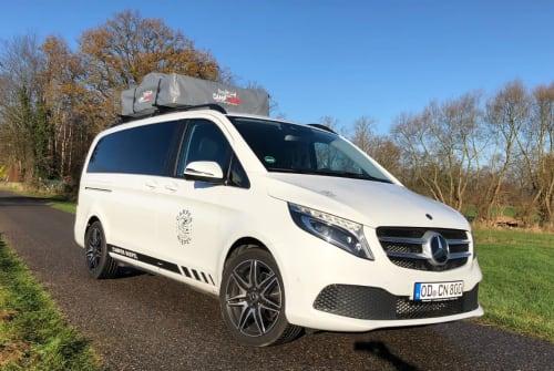 Hire a motorhome in Elmenhorst from private owners| Mercedes-Benz MB V-Klasse